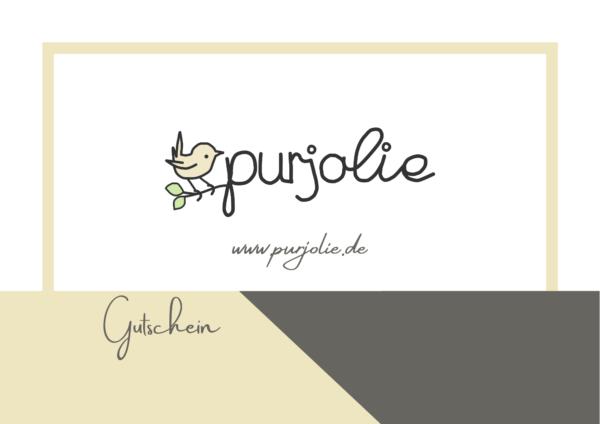 Purjolie Gutschein