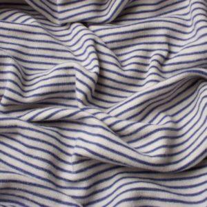 Wolle/Seide Jersey flauschig